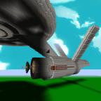 Entstehung der USS NCC 1701 in MC